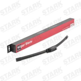 Polo 6r 1.6 Flex Scheibenwischer STARK SKWIB-0940145 (1.6 Flex Benzin/Ethanol 2019 CCRA)