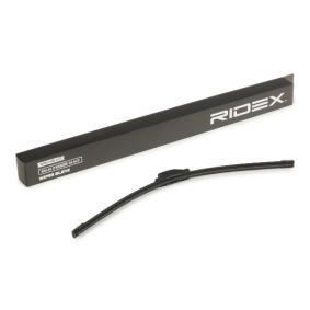 RIDEX Wiper blades Front, 550mm, Beam