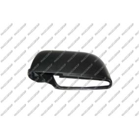 Cover, outside mirror with OEM Number 6Q0 857 537