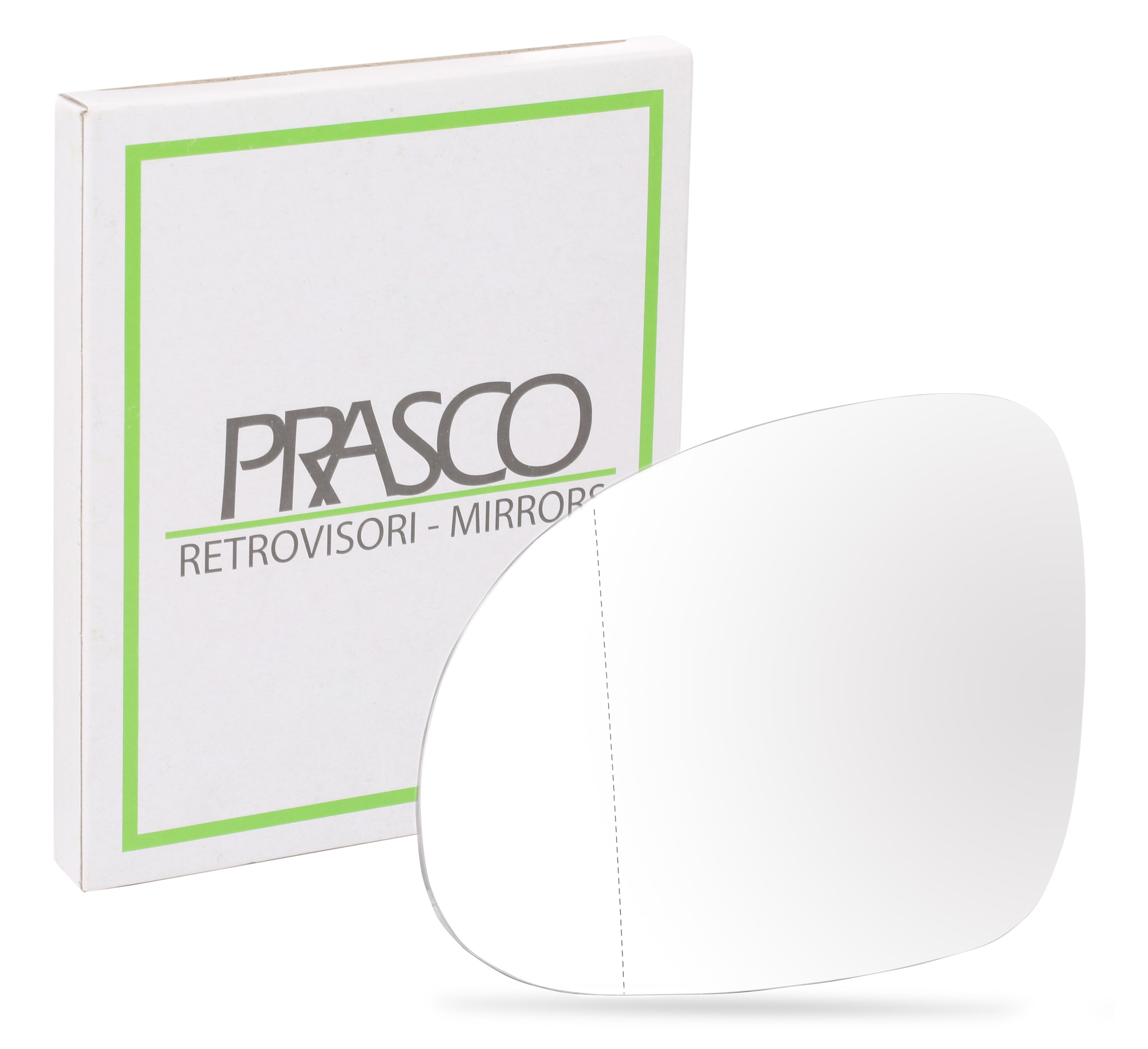 Außenspiegelglas VG0367504 PRASCO VG5207504 in Original Qualität