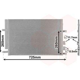 Kondensator, Klimaanlage Art. Nr. 01005097 120,00€