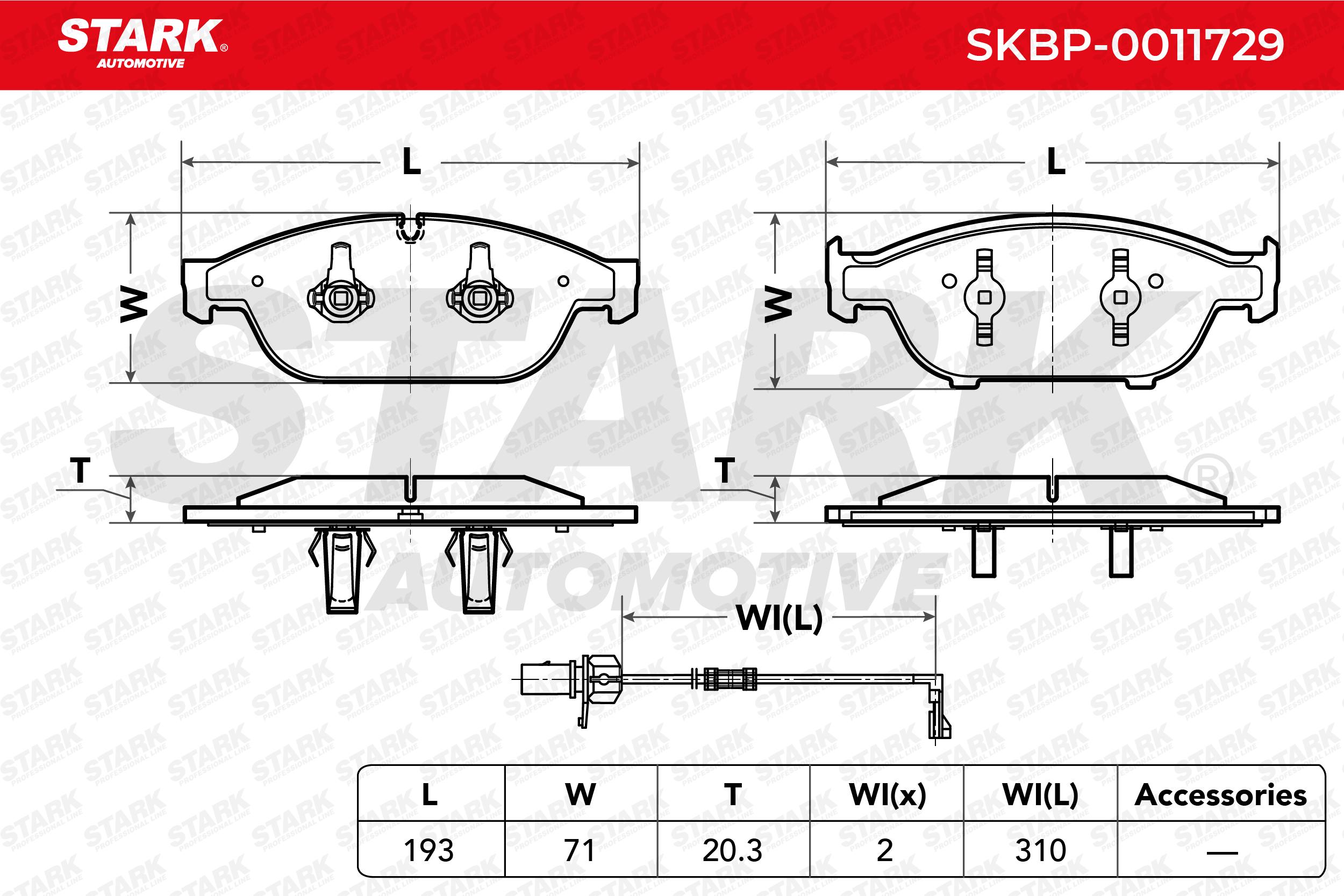 SKBP-0011729 STARK from manufacturer up to - 20% off!
