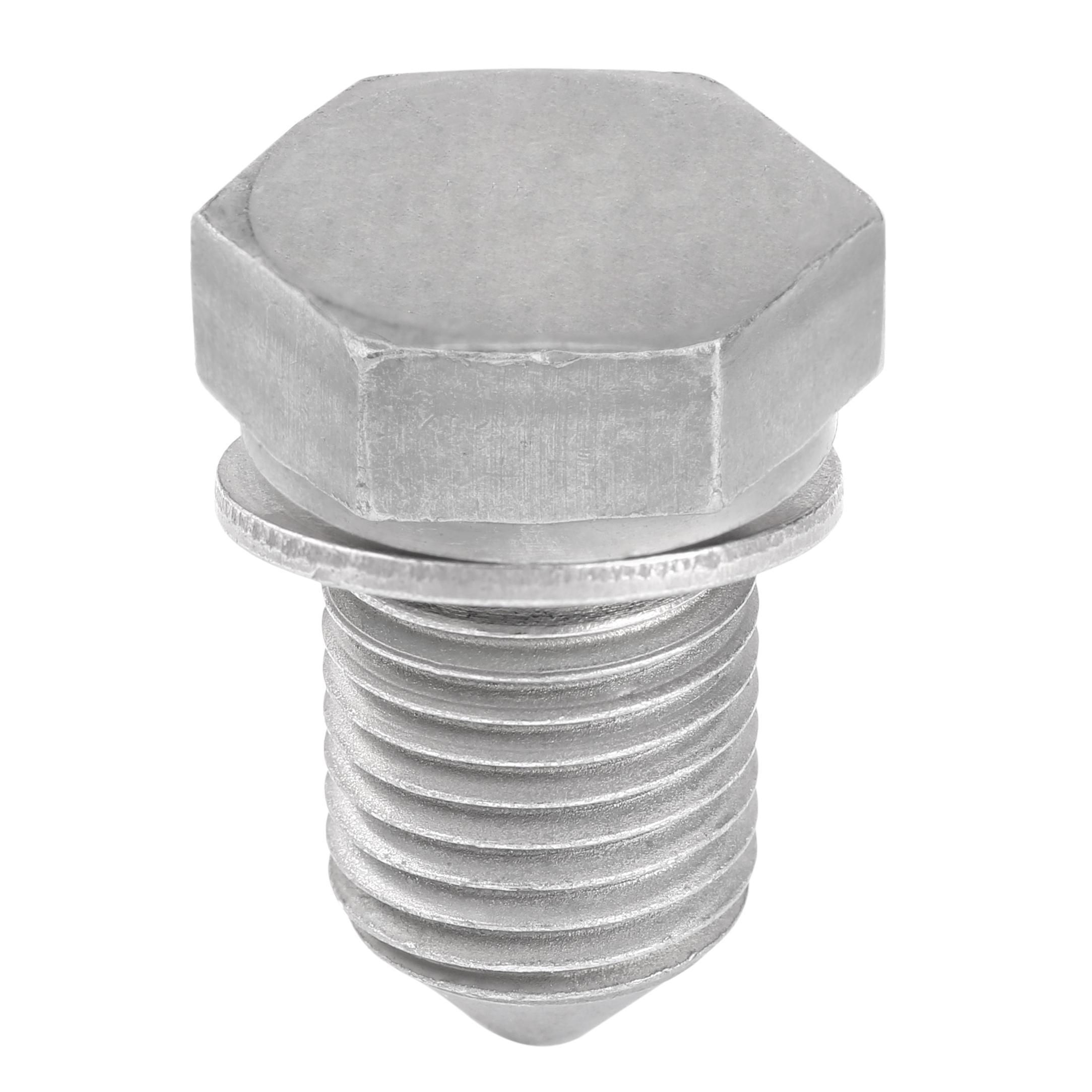 Oil drain plug RIDEX 593D0002 4059191567263