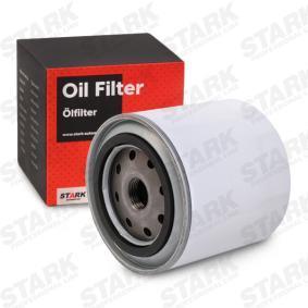 Filtre à huile Ø: 86mm, Hauteur: 89mm avec OEM numéro 5889210