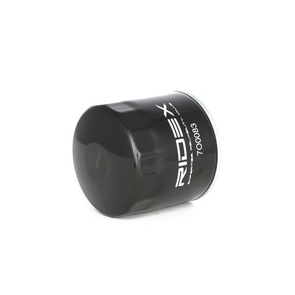 Ölfilter RIDEX 7O0151 Erfahrung