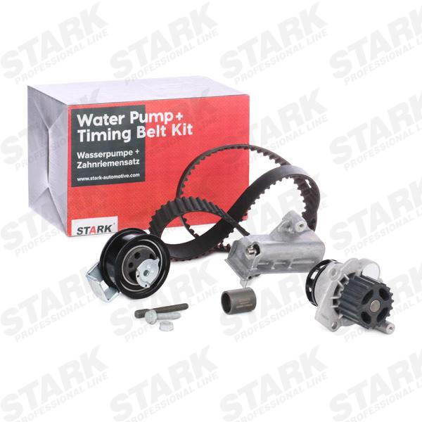 Timing belt and water pump kit STARK SKWPT-0750217 expert knowledge