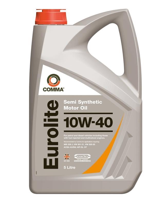 COMMA Eurolite EUL5L Двигателно масло
