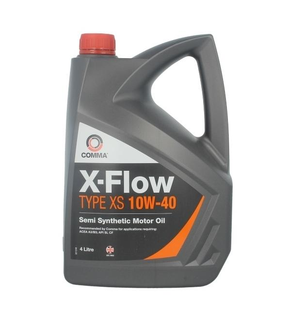 COMMA X-Flow, XS XFXS4L Engine Oil