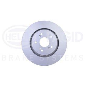 Disco de freno 8DD 355 125-321 CR-V 4 (RM_) 2.4 ac 2013
