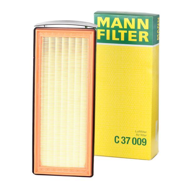 Filter C 37 009 MANN-FILTER C 37 009 in Original Qualität