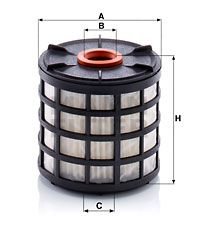 Article № PU 7010 z MANN-FILTER prices