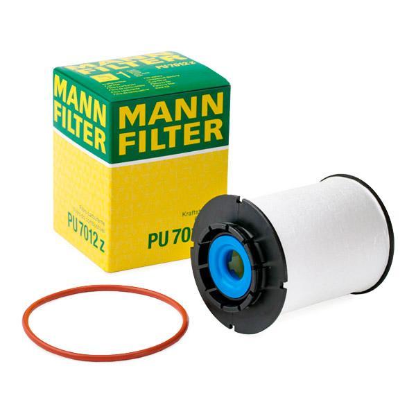 Kraftstofffilter MANN-FILTER PU7012z Erfahrung