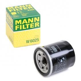 2018 Renault Clio 4 1.6 RS Oil Filter W 6025
