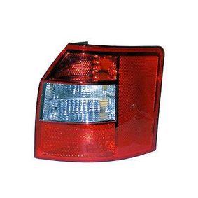 VAN WEZEL Heckleuchte 0325926 für AUDI A4 Avant (8E5, B6) 3.0 quattro ab Baujahr 09.2001, 220 PS