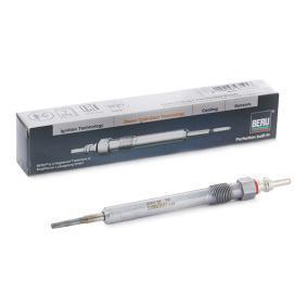 Glühkerze Länge über Alles: 130mm, Gewindemaß: M10x1,0 mit OEM-Nummer 059963319S