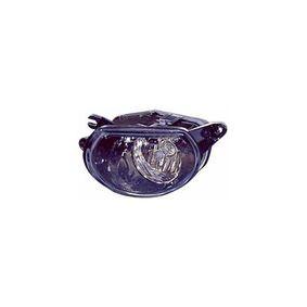 VAN WEZEL Nebelscheinwerfer 0332996 für AUDI Q7 (4L) 3.0 TDI ab Baujahr 11.2007, 240 PS