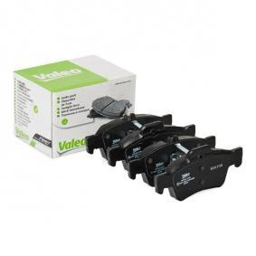 2003 Mercedes W211 E 220 CDI 2.2 (211.006) Brake Pad Set, disc brake 302039