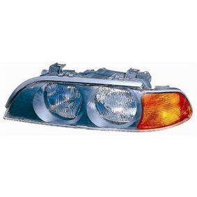 Hauptscheinwerfer 0639961 5 Touring (E39) 523i 2.5 Bj 1998