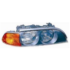 Hauptscheinwerfer 0639962 5 Touring (E39) 523i 2.5 Bj 2000