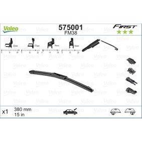 2011 Nissan Qashqai j10 1.5 dCi Wiper Blade 575001