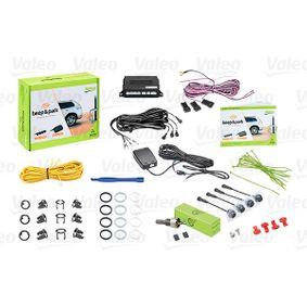 VALEO  632200 Set d'expansion pour système d'assistance au stationnement avec reconnaissance de pare-chocs