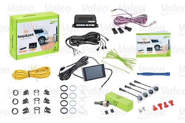 Parking sensors kit VALEO 632201 expert knowledge