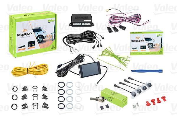 Kit sensores aparcamiento VALEO 632201 conocimiento experto