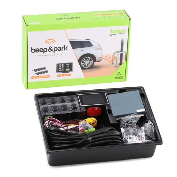 Kit sensores aparcamiento 632202 VALEO 632202 en calidad original