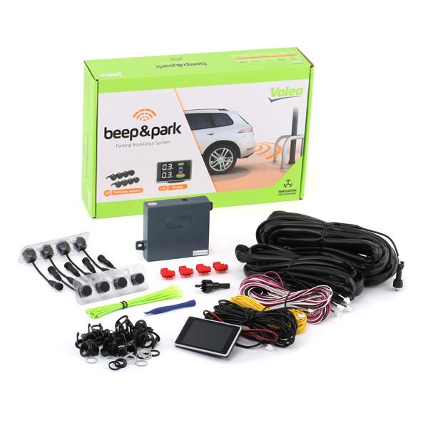 Kit sensores aparcamiento VALEO 632202 evaluación