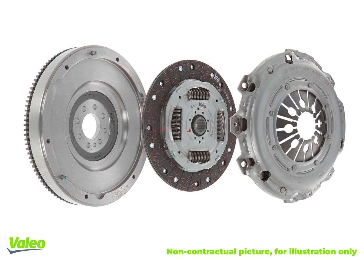 VALEO KIT4P - CONVERSION KIT 835189 Kit frizione