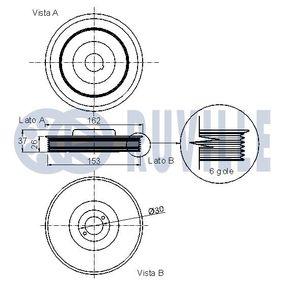 Lagerung, Stabilisator Innendurchmesser: 12,20mm mit OEM-Nummer 7700 302 278