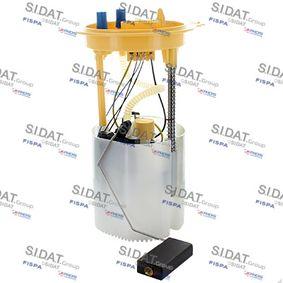 Palivová přívodní jednotka 72232A2 Octa6a 2 Combi (1Z5) 1.6 TDI rok 2012