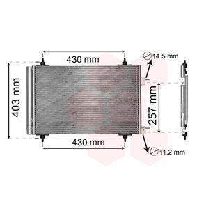 Kondensator, Klimaanlage Art. Nr. 09005230 120,00€