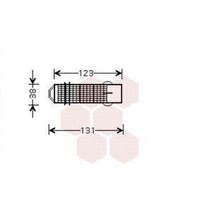 Trockner, Klimaanlage mit OEM-Nummer 6455.CE