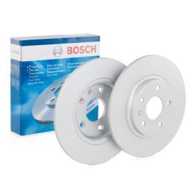 BOSCH  0 986 479 E57 Bremsscheibe Bremsscheibendicke: 12mm, Lochanzahl: 5, Ø: 328mm