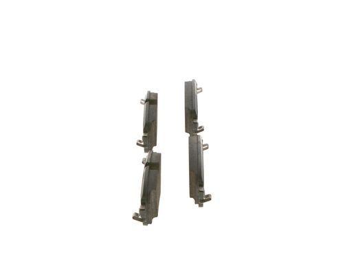 Disk brake pads BOSCH E990R02A09044422 rating