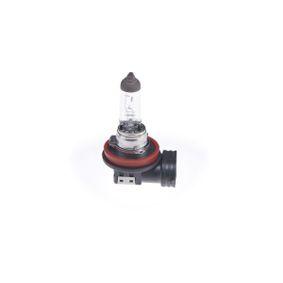 Крушка с нагреваема жичка, фар за дълги светлини H16, 19ват, 12волт 1 987 302 089