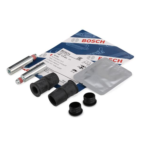 Guide Sleeve Kit, brake caliper BOSCH 1987470603 expert knowledge