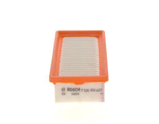 Filter F 026 400 607 BOSCH S0607 in Original Qualität