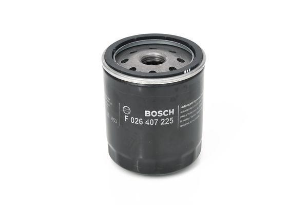Motorölfilter F 026 407 225 BOSCH P7225 in Original Qualität