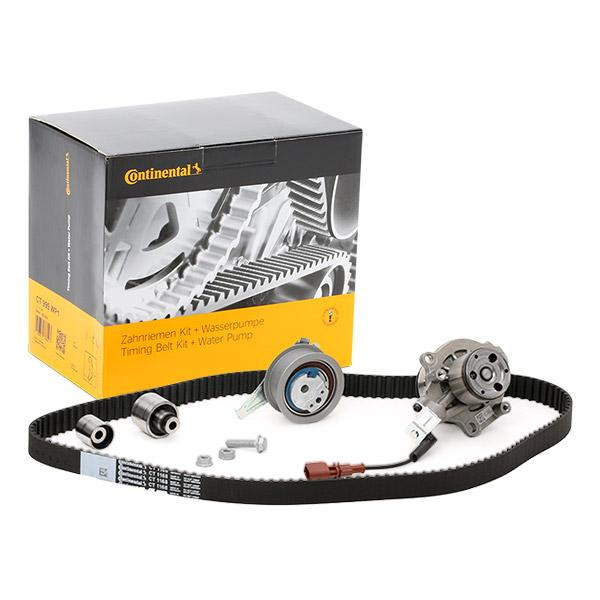 Timing belt kit and water pump CT1168WP1 CONTITECH CT1168K1 original quality