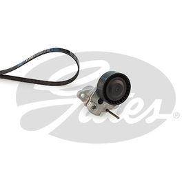 Keilrippenriemensatz K036PK1003 Golf Sportsvan (AM1, AN1) 1.4 TSI Bj 2020
