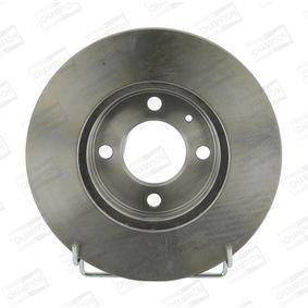 Bremsscheibe Bremsscheibendicke: 20mm, Lochanzahl: 4, Ø: 256mm mit OEM-Nummer 357615301D