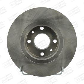 CHAMPION спирачен диск (561469CH) за с ОЕМ-номер 51859075