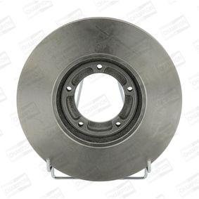 Bremsscheibe Bremsscheibendicke: 24mm, Lochanzahl: 5, Ø: 254mm mit OEM-Nummer 5 025 610