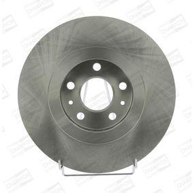 Bremsscheibe Bremsscheibendicke: 28mm, Lochanzahl: 5, Ø: 320mm mit OEM-Nummer 40206-4155R