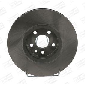 Bremsscheibe Bremsscheibendicke: 28mm, Lochanzahl: 5, Ø: 316mm mit OEM-Nummer 138 0046