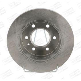 Bremsscheibe Bremsscheibendicke: 16mm, Lochanzahl: 6, Ø: 298mm, Ø: 298mm mit OEM-Nummer A906 423 00 12