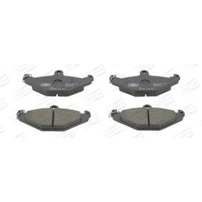 Bremsbelagsatz, Scheibenbremse Breite: 59mm, Dicke/Stärke: 14,8mm mit OEM-Nummer 6025308186