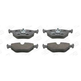 Bremsbelagsatz, Scheibenbremse Breite: 43,6mm, Dicke/Stärke: 16,7mm mit OEM-Nummer 34 21 1 164 501